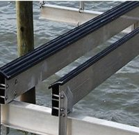 boat lift parts - 2.7″ X 10″ X 14′ ALUM BUNK SET