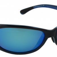 sun glasses Bridgetender Black/Blue (#279) | CW279