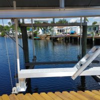 3-step walkboard ladder