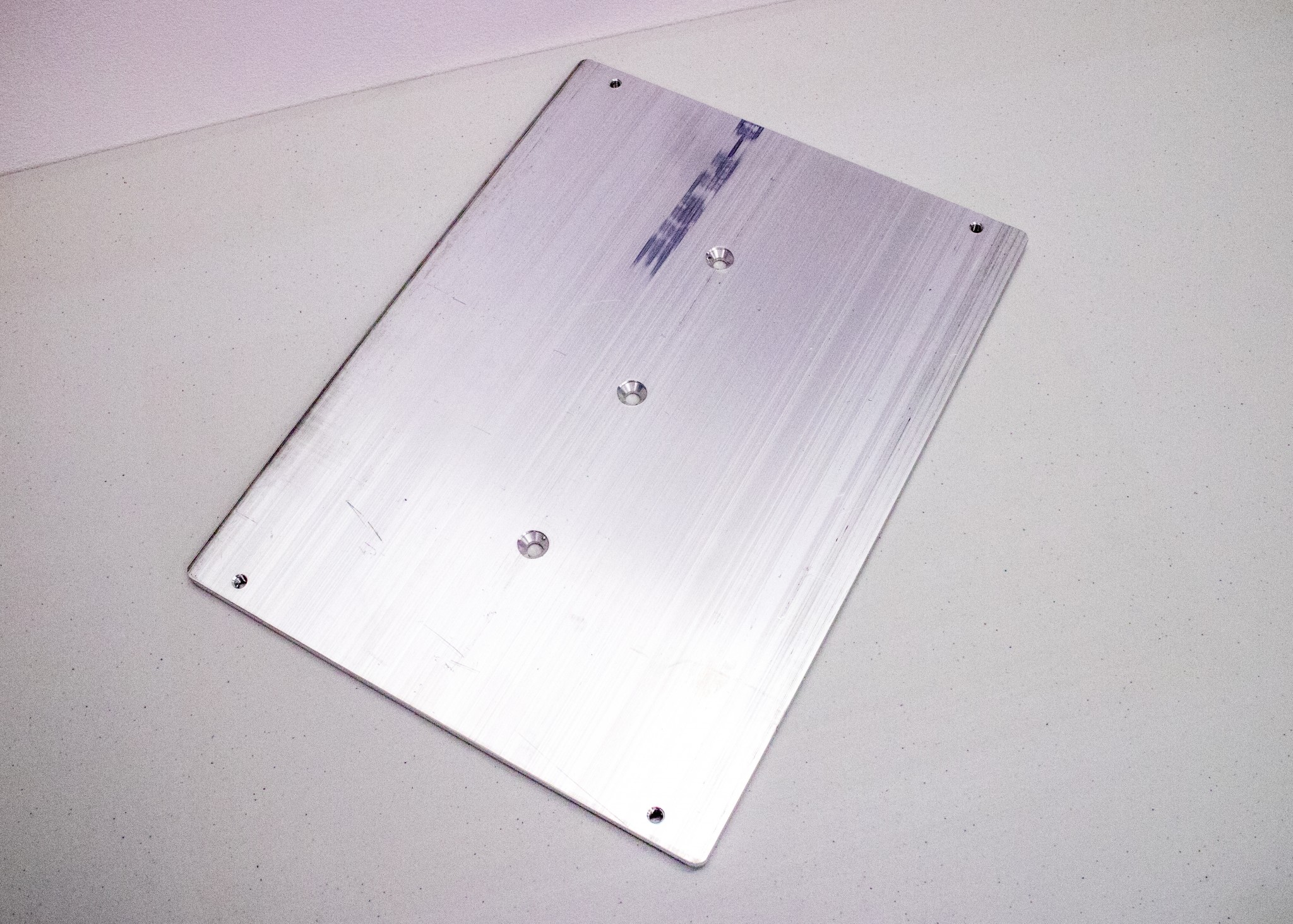 Aluminum Mounting Plate For Tec Remote Boat Lift Warehouse