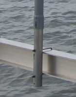 Aluminum Guide Post Brackets (Stanchions)