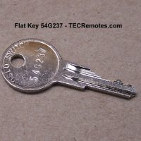 jet ski lift accessories - Key Assembly for Tec 2 Remote Control (Round Style