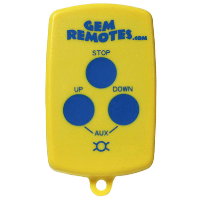GEM-Remotes-3-Button-New-Style-Transmitter