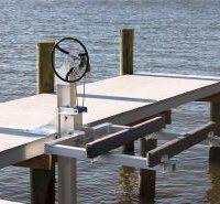 MiniMaxx Lake Dock Lift 7ft Direct Drive | TTA410
