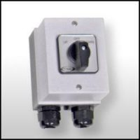 boat lift accessories - Salzer Spring Loaded Drum Switch