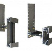 boat lift parts - ShorePort Flexi-Hinge (pair)Parallel Mount