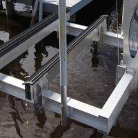 Aluminum Bunks for Swinger