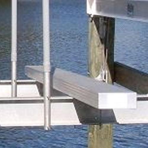 Aluminum Walk Boards : Aluminum walkboards boat lift warehouse