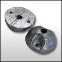 boat lift parts - Cable Weight 10lb Lead Ball