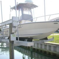 "boat lift accessories - 12"" WALKBOARD"