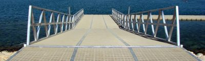 boat lift accessories - Flow Through Decking Section 3ft x 2ft | TTP156