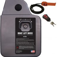 Boat Lift Boss 110V A/C w/Remote (installation kit sold separately) | SM838