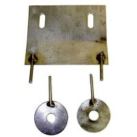 metal mounting hardware