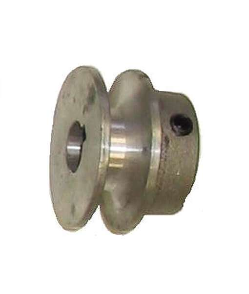 "boat lift parts - 2"" Aluminum Pulley for 5/8 shaft (56 Frame motor)"