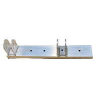Boat Lift Piling Mount Bracket