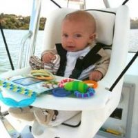 boating accessories - searock-baby-seat