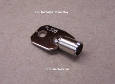 jet ski lift accessories - Key Assembly for Tec 2 Remote Control (Round Style)