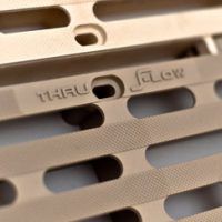 boat lift accessories - Flow Through Decking Section 3ft x 2ft   TTP156