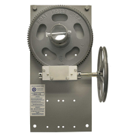 boat lift parts - AMS 4000 Gear Plate Assembly