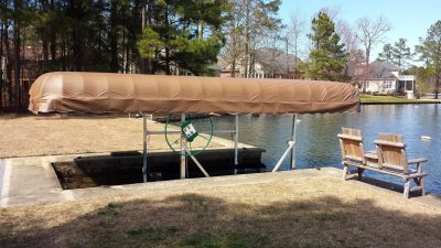 boat lift cover