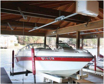 Boathouse center cradle Kit