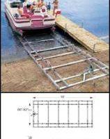 lake lifts - Roll-N-Go Pontoon