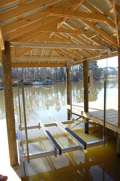 boathouse lift