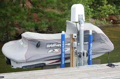 BH 360 Jet ski lift