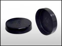 dock accessories - Black Flat Pile Caps
