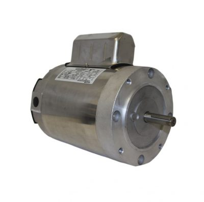 Stainless-Steel-C-Face-Motor