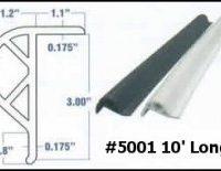 dock accessories - Vinyl Rub Rail 5001