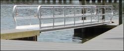 gangways - Aluminum Commercial ADA Gangways
