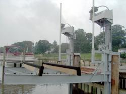 boat lifts - 14,000 & 16,000lb Elevator Boat Lift