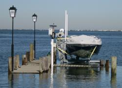 boat lifts - 4,000 & 8,000lb Elevator Boat Lifts