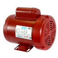 boat lift motors - Leeson 1 HP Farm Duty Hi-Torque Motor | 620
