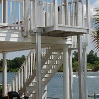 Cargo lifts residential lifts boat lift warehouse usa for Beach butler elevator