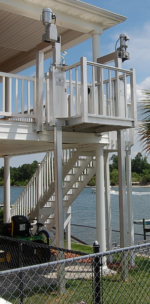 Beach butler 1000 lb cargo lift boat lift warehouse for Beach butler elevator