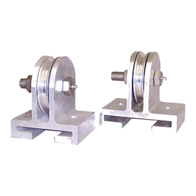boat lift parts - 4inch Aluminum Sheave with Bronze Bushing | BHU33899