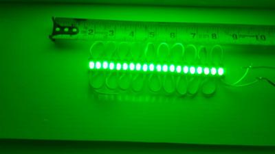 dock light - Mini-BlingZ 100 module bulk pack - 12 volt DC RED | MB-100PK-RED