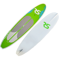 paddle board - Cruiser 10′ 6″ Stand Up Paddle Board Greendle board