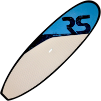 paddle board - Flight 8′ 6″ Soft Top Stand Up Paddle Board bluewhite