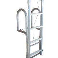 boat lift accessories - Aluminum Lift Ladder