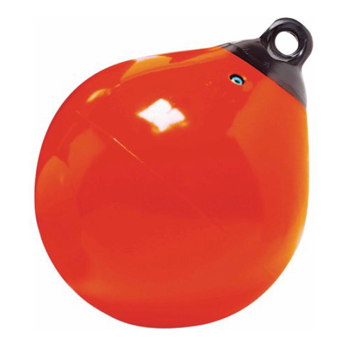 orange Taylor Made Tuff End Inflatable Vinyl Buoys