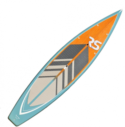 paddle board - Touring 11′ 6″ Stand Up Paddle Board orange