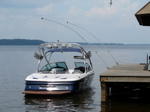Mooring Whips | Dock Mooring Whips | Boat Lift Warehouse | USA