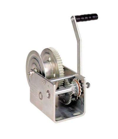 Manual 2500 lbs PWC Winch (Wheel and Handle sold separately) | 1669