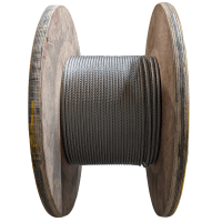7x19 Aircraft Cable by the foot