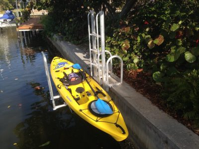 PWC kayak lift