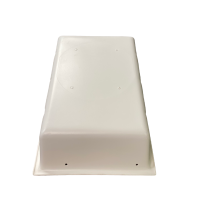 Flat Plate Boat Hoist Cover