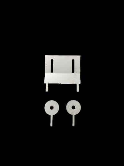Flat Plate Hoist Mounting Hardware